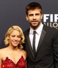 shakira and boyfriend gerard pique