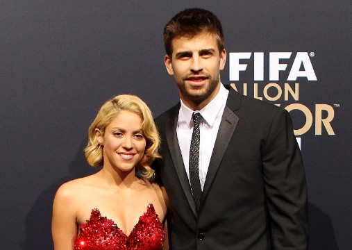 Shakira Pregnant For Barca's Gerard Pique, Planning For More Kids [Photo]