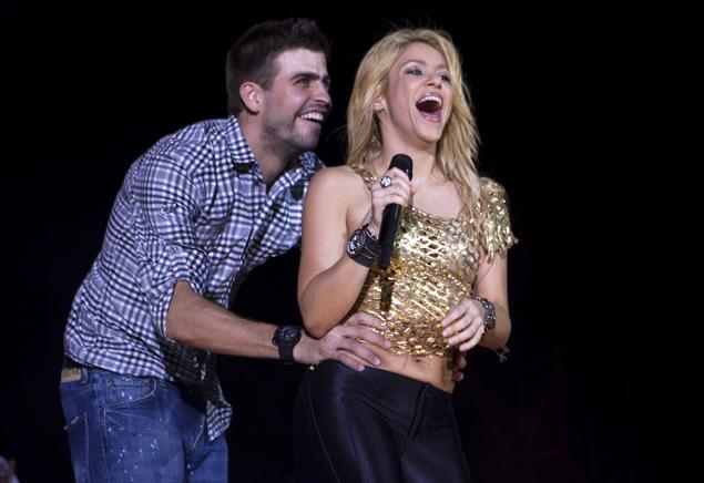 shakira and pique pic