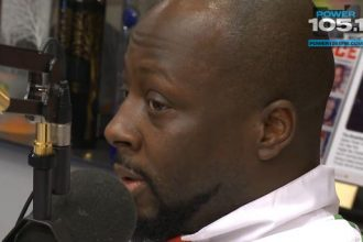 Wyclef Jeans Responds To Controversial Picture On Breakfast Club [VIDEO]