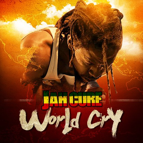Jah Cure World Cry artwork