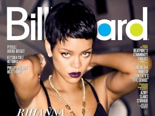 Rihanna billboard magazine