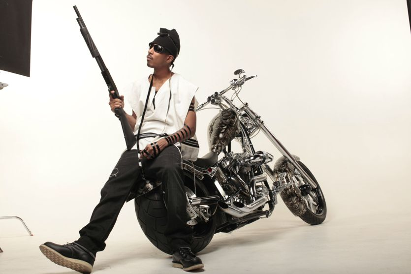 """Shyne Diss Game In """"Psalms 68 (Guns & Moses)"""" [NEW MUSIC]"""