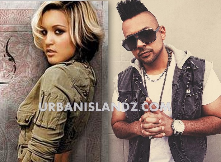 Tami Chynn and Sean Paul
