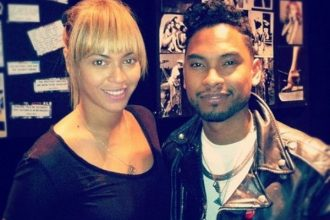 Beyonce Hits The Studio With Miguel, Recording New Single