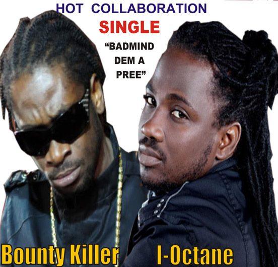bounty killer and i-octane