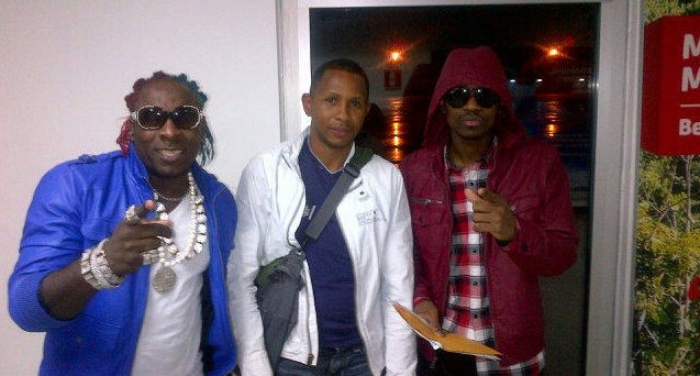 Busy Signal Released From Jail, Arrives In Jamaica Last Night
