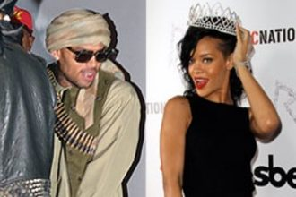 Chris Brown Dress As Taliban For Rihanna Halloween Party [Photo]