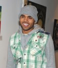 chris brown black pyramid