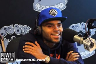 """Chris Brown Feels Questions On Rihanna: """"We're Working On Our Friendship"""" [Video]"""