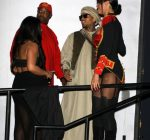 chris brown taliban halloween 1