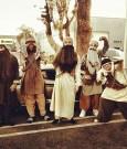 chris brown taliban halloween
