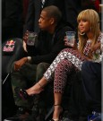 jay-z and beyonce courtside brooklyn nets game 2