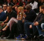 jay-z and beyonce courtside brooklyn nets game 3