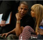 jay-z and beyonce courtside brooklyn nets
