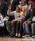 jay-z and beyonce nets game 1
