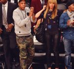 jay-z and beyonce nets game 6