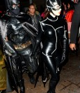 kim kardashian and kanye west halloween batman