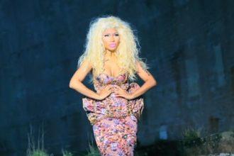 """VIDEO: Nicki Minaj """"Freedom"""" Behind The Scene"""