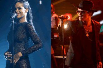 Rihanna, Bruno Mars Performs On X Factor U.K. [Video]