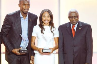 Usain Bolt Named IAAF Athlete Of The Year For The Fourth Time