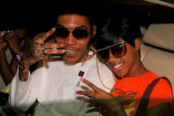 vybz kartel and gaza slim pic