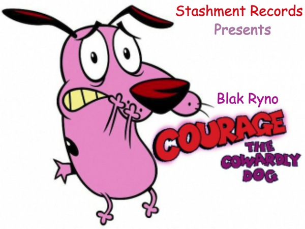 Black Ryno Courage
