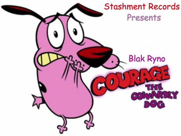 BLAK RYNO – COURAGE POPCAAN DISS DEC 2K12