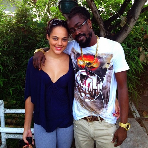 Beenie Man and Aiasha