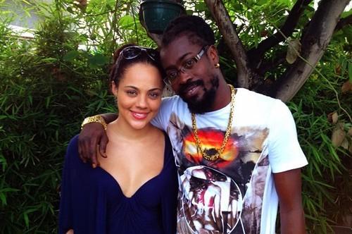 Beenie Man and Aiasha1