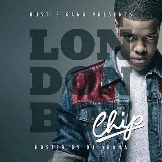 Chip London Boy Artwork