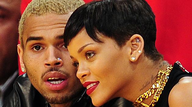 Chris Brown Rihanna 2013 pic