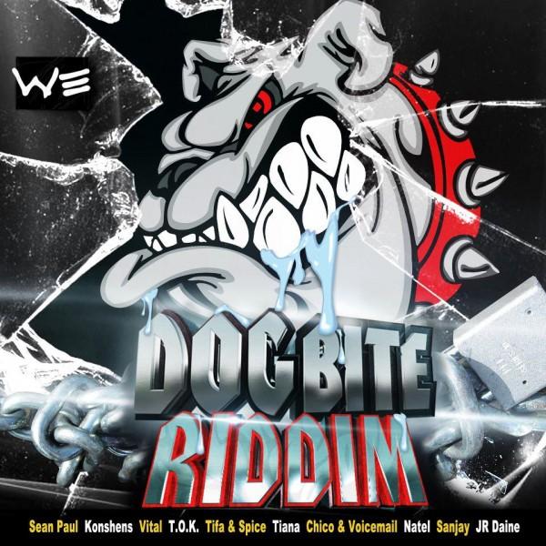 Dog Bite Riddim artwork
