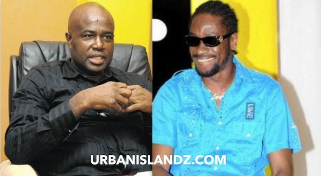 Isiah Laing and Bounty Killer