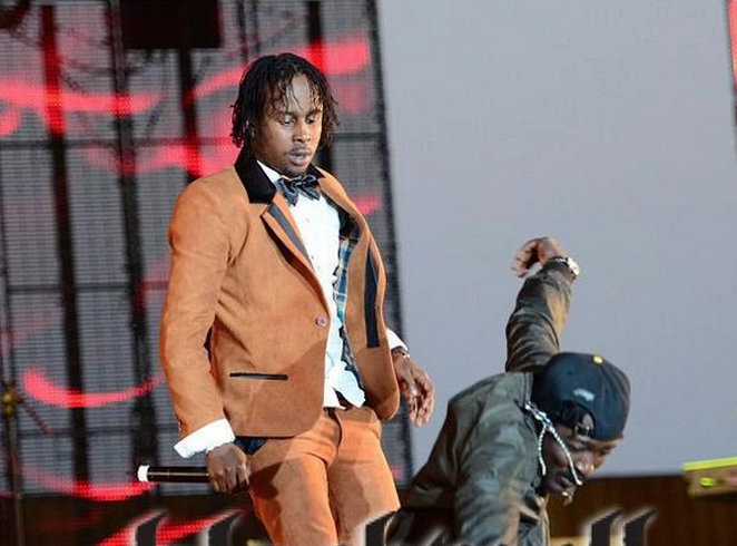 Popcaan Black Ryno Fight