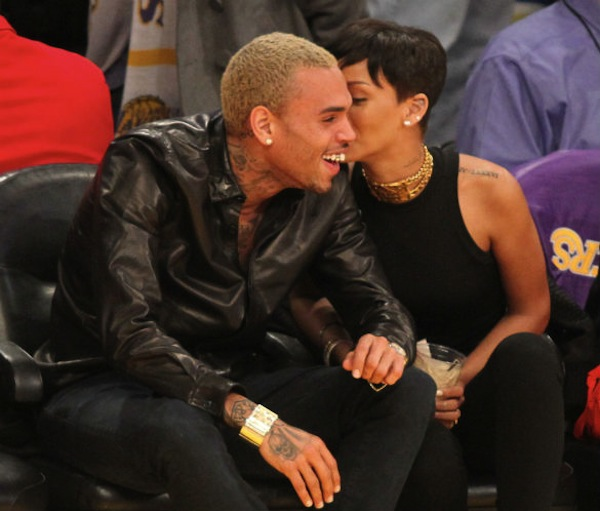 Rihanna and Chris Brown date 2013