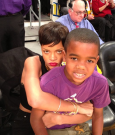 Rihanna and The Game son