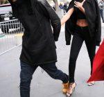 Rihanna chris brown lakers game 3