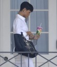 Rihanna donate barbados