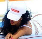Rihanna vacation 2012