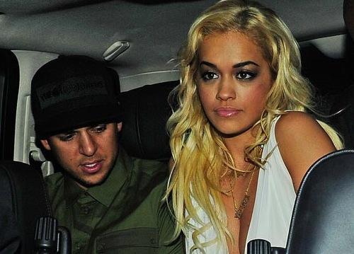 Rob Kardashian and Rita Ora split