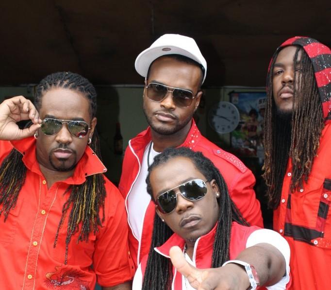 TOK reggae group pic