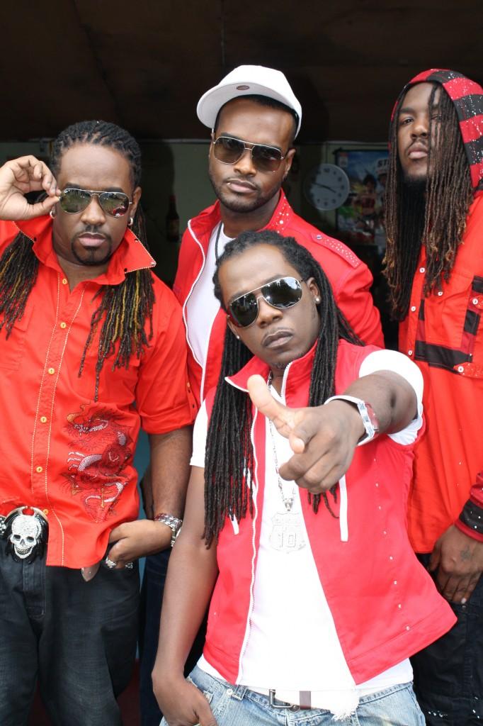 TOK reggae group