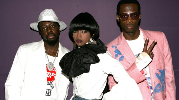 The Fugees pic