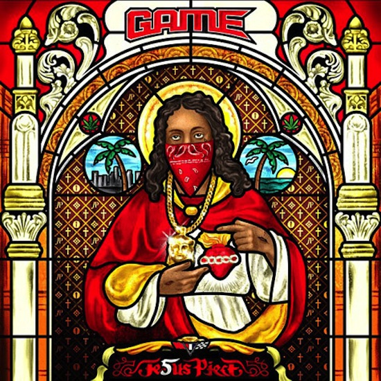 The Game Jesus Piece Artwork