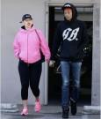 Rapper Wiz Khalifa and Amber Rose Pregnant Photo