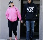 Rapper Wiz Khalifa and Amber Rose Pregnant Photo