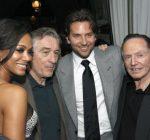 Zoe Saldana and Bradley Cooper dating