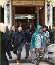 chris brown rihanna paris