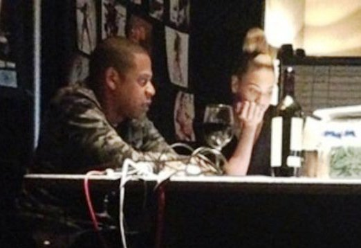 jay-z and beyonce studio